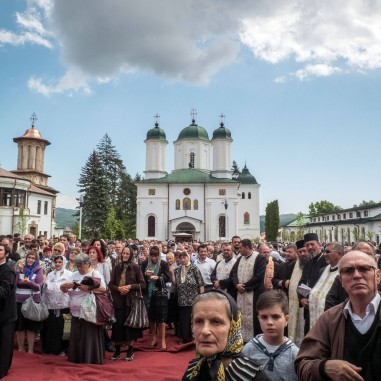 Hramul Catedralei Arhiepiscopale din Râmnic