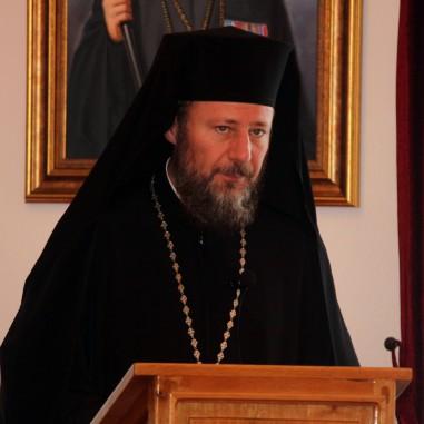 Preasfințitul Părinte Dr. Emilian Lovișteanul
