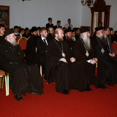 Simpozionul Naţional - Sfântul Ierarh Calinic