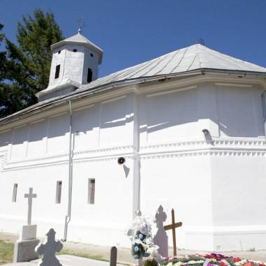 Biserica Tuturor Sfinților, Bercioiu