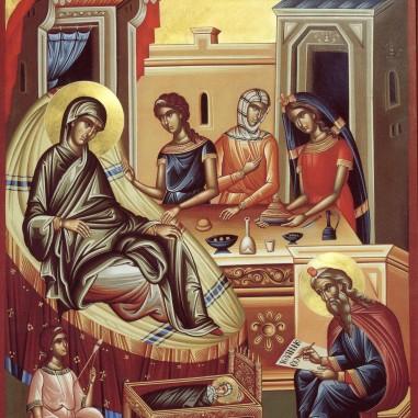 Nașterea Sfântului Ioan Botezătorul