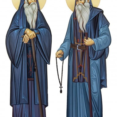 Sfinţii Cuvioşi Neofit şi Meletie de la Mănăstirea Stânișoara