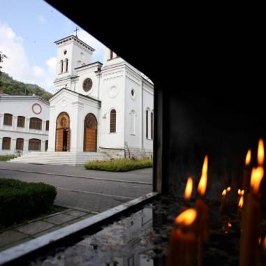 Biserica Mănăstirii Bistrița