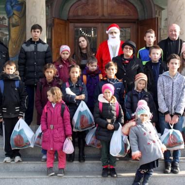 Acțiune socială în Parohia Sfântul Ioan Botezătorul