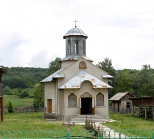 Biserica din Budele