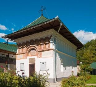 Sfânta Mănăstire Iezer