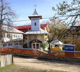 Sfânta Mănăstire Lacul Frumos